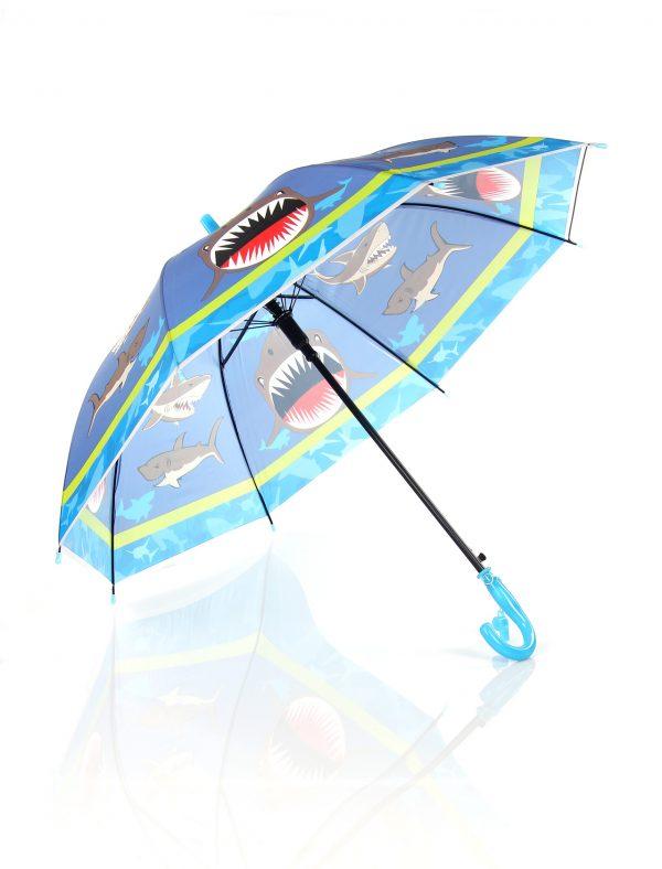 köpek balıklı şemsiye