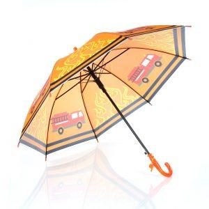 turuncu şemsiye