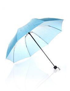 mavi şemsiye
