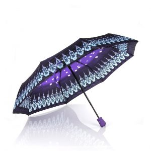 lila şemsiye